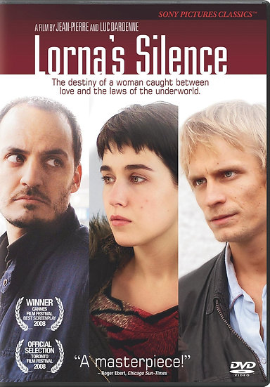Lorna's Silence ( DVD 2008)WINNER Cannes Film Festival 2008  Language: French  S