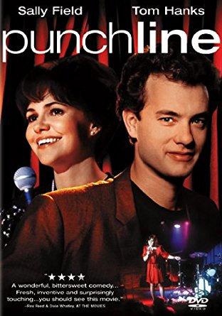 Punchline, 1988 (DVD 2002) Sally Field/Tom Hanks/John Goodman,/David Seltzer