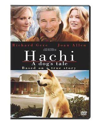 Hachi: A Dog's Tale (DVD 2010) Richard Gere, Joan Allen, Cary-Hiroyuki Tagawa