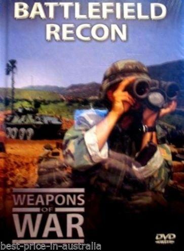 Weapons of War: Battlefield Recon DVD + BOOK Volume #31