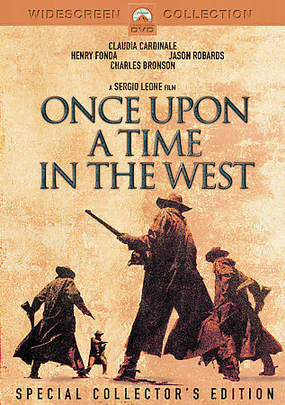 Once Upon a Time in the West-1969 (DVD, 2003, 2-Disc Set REGION 1) Wide Screen C