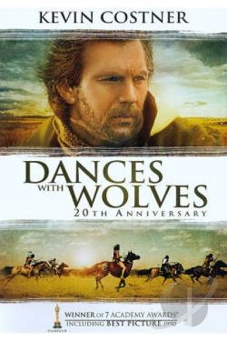 Dances with Wolves (DVD 2010, 20th Anniversary) 7 Accademy Awards