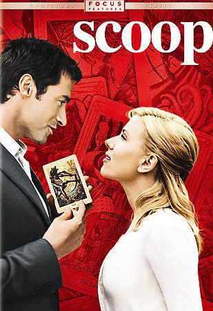 Scoop - The Movie (DVD, 2002, Widescreen)