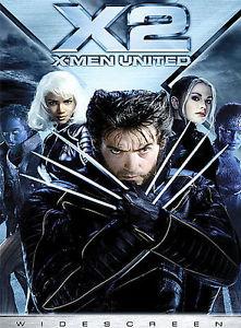 X2 - X-Men United (Widescreen Edition) DVD