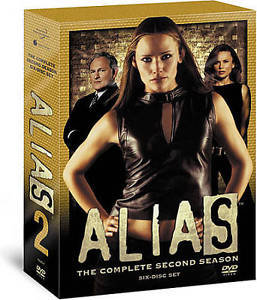 USED-Alias - The Complete Second Season (DVD 6-Disc Set)
