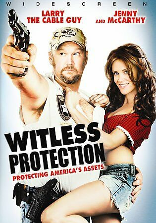 Witless Protection (DVD, 2008, Widescreen Version)