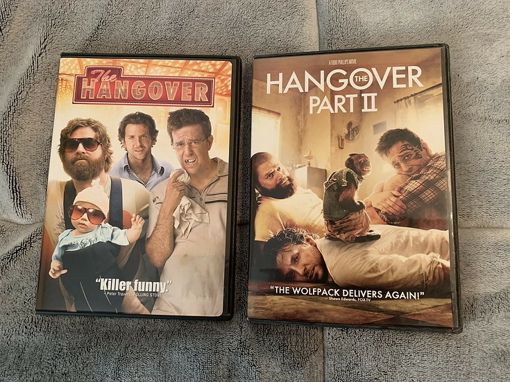NEW 2 THE Hangover (DVD Promo) and The Hangover Part 11