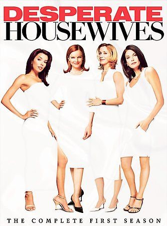 Desperate Housewives The Complete First Season (DVD 2005 6 disc set)
