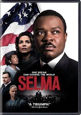 Selma (DVD, 2015) David Oyelowo as Dr. Martin Luther King, Oprah Winfrey