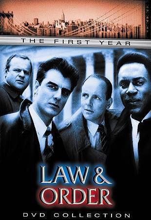Law and Order The First Year( DVD 200- 6 Disc Set)  Collection