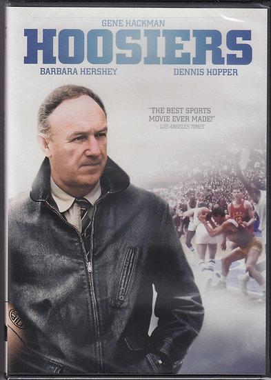 Hoosiers DVD 2012 Widescreen) 1986 Gene Hackman, Barbara Hershey, Dennis Hopper