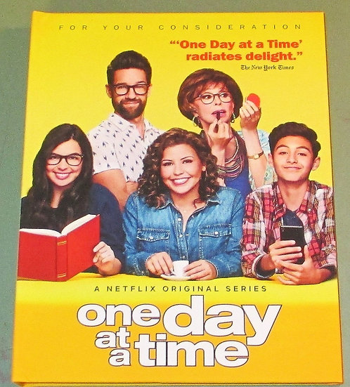 2 FYC 2018 ONE DAY AT A TIME Season 2 and GLOW season 1 DVD