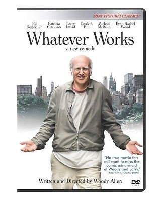 Whatever Works (DVD, 2009)  Ed Begley Jr./Patricia Clarckson/Larry David/Conleth