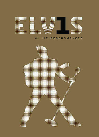 Elvis Presley - #1 Hit Performances (DVD, 2007) with insert