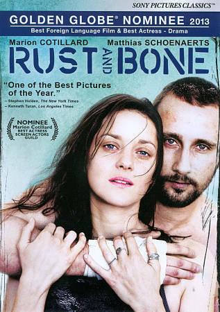 Rust and Bone (DVD 2013) Marion Cotillard and  Kein Deutscher