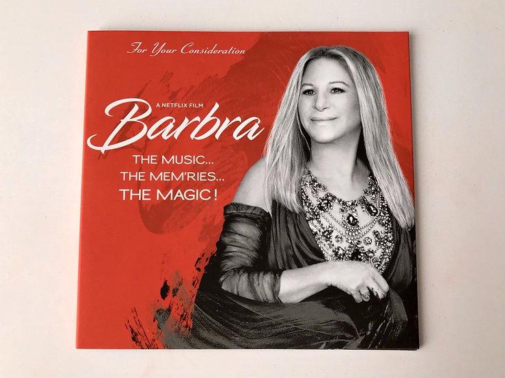 4 FYC 2018 Barbra Streisand-LADY GAGA-Alias Grace-Seeing Allred