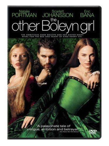 The Other Boleyn Girl (DVD Widescreen 2008) Natalie Portman, Eric Bana
