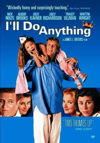 I'll Do Anything – (DVD 2002)  Nick Nolte, Albert Brooks, Tracey Ullman