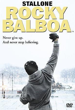 Rocky Balboa (DVD, 2007  Sylvester Stallone