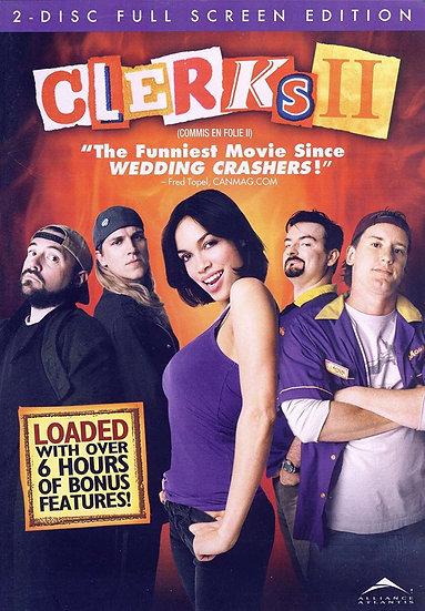 Clerks II (DVD, 2 disc Full Screen Edition)