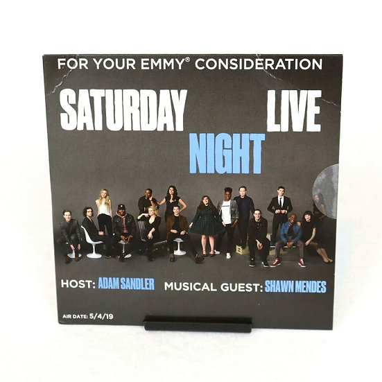 2019 FYC Saturday Night Live DVD (1) Adam Sandler Shawn Mendes