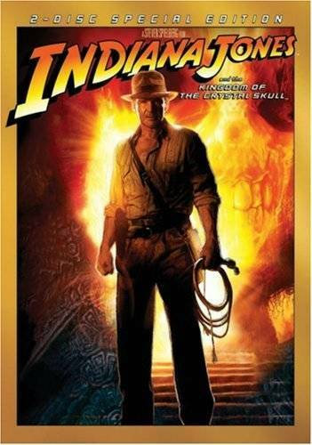 Indiana Jones and the Kingdom of the Crystal Skull (DVD 2008 Two-Disc Sp