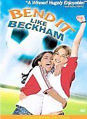 BEND IT LIKE BECKHAM (DVD, 2003, Widescreen)