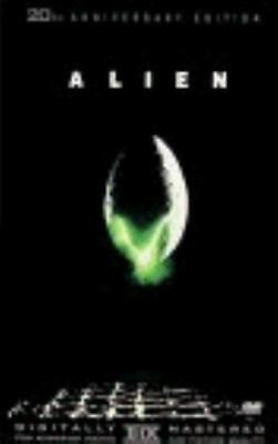 ALIEN (DVD 1979) Sigourney Weaver, John Hurt, Ridley Scott