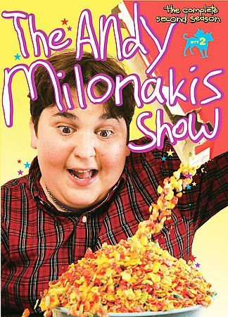 THE ANDY MILONAKIS SHOW Complete SECOND SEASON DVD
