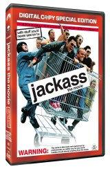 Jackass: The Movie (DVD, 2002) Digital Copy Special Edition (Region 1)