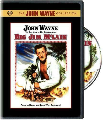 Big Jim Mclain-1952-John Wayne Collection DVD 2007 John Wayne, Nancy Olson