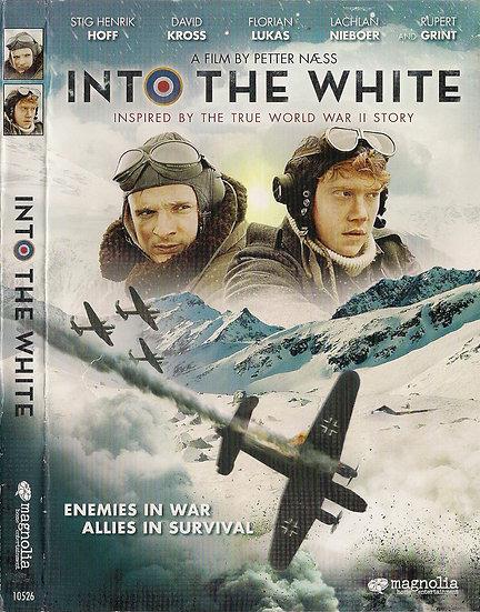 nto the White (DVD,2013) Rupert Grint/Florian Lukas/Lachlan Nieboer/Pet