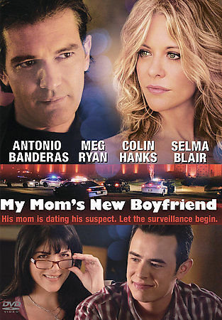 My Moms New Boyfriend (DVD, 2008) Antonio Banderas/Meg Ryan
