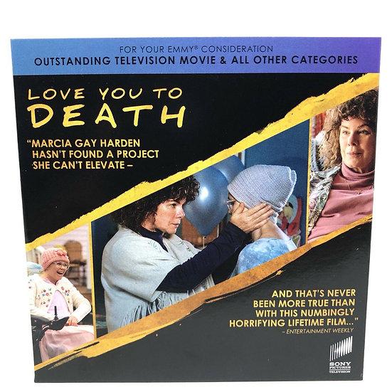 FYC 2019 LOVE YOU TO DEATH EMMY DVD LIFETIME FILM Gypsy Rose Blanc