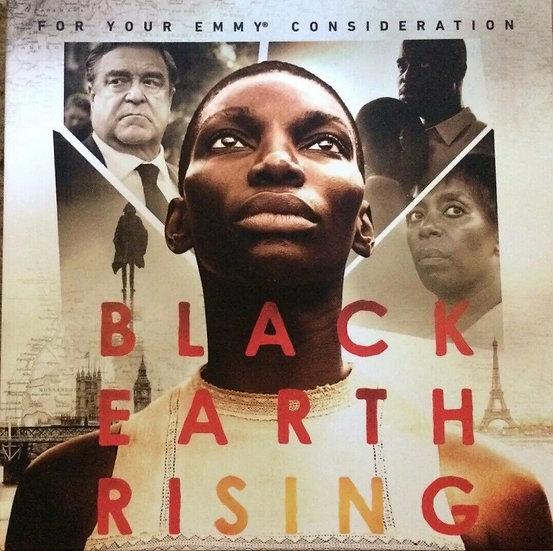 2 FYC 2019  BLACK EARTH RISING 1st First Season  Orange is the New Black DVD