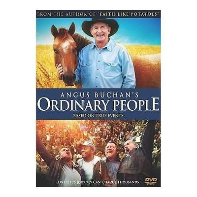 Angus Buchan's Ordinary People (DVD 2013 Widescreen)