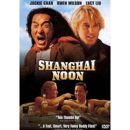 Shanghai Noon (DVD) Jackie Chan, Owen Wilson, Lucy Liu