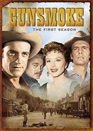 Gunsmoke The First Season (DVD 2007)