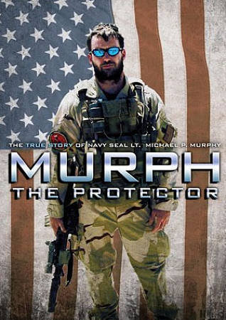 USED--Murph: The Protector (DVD) The true story of Navy Seal Michael P. Murphy