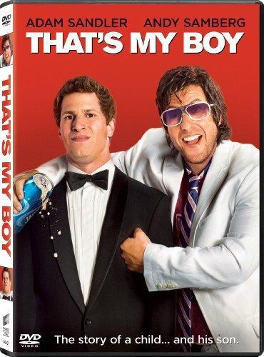 That's My Boy (DVD, 2012, Includes Digital Copy; UltraViolet)  Adam Sand