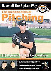 Baseball the Ripken Way - The Fundamentals of Pitching (DVD, 2005)