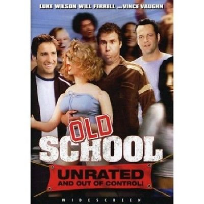 Old School (DVD Movie 2003 Widescreen) Will Ferrell Vince Vaughn