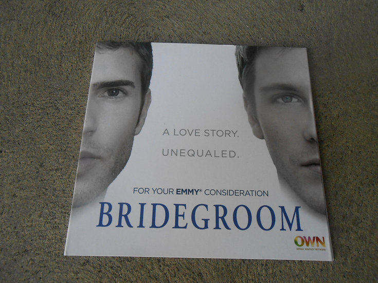 FYC 2014 BRIDEGROOM For Your Consideration DVD-OWN