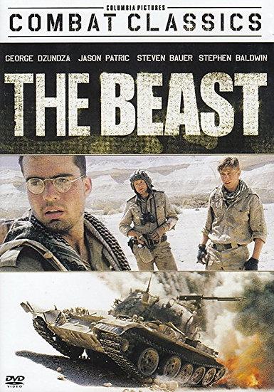 The Beast Combat Classics (DVD 2010)   Jason Patric/Steven Baldwin/Jason Patric