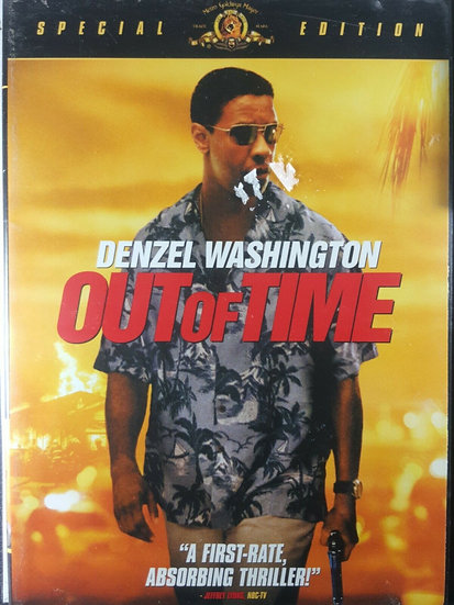 OUT OF TIME  (DVD, 2001)