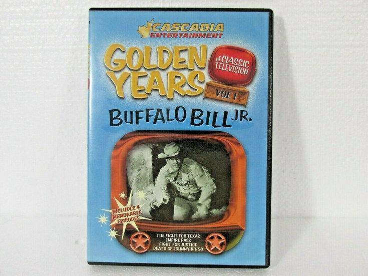 GOLDEN YEARS VOL 1 BUFFALO BILL JR. (DVD)  Telecast 1983-1984