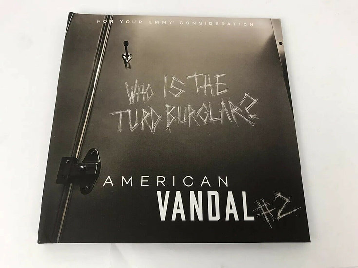 3 FYC 2019  Who Is The Turd Burglar?, Atypical, ORANGE IS THE NEW BLACK DVD PRES
