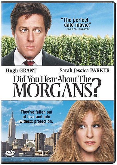 Did You Hear About the Morgans (DVD) Hugh Grant and Sarah Jessica Parker