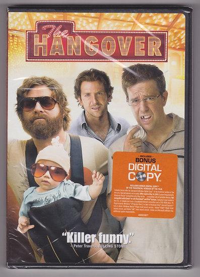 The Hangover (DVD, 2009) BONUS DIGITAL COPY