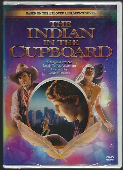The Indian in the Cupboard (DVD 2004)